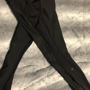 "lululemon athletica Pants - Lululemon ""Sleet Sprinter Tight"" Legging"